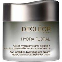 Declor Hydra Floral Anti-Pollution Hydrating Gel Cream, 50ml