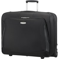 Samsonite XBlade 3.0 2-Wheel Garment Bag, Black