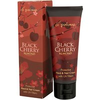 Di Palomo Black & Cherry Almond Hand & Nail Cream, 75ml