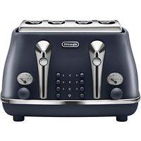 DeLonghi Elements 4-Slot Toaster