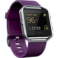 Fitbit Blaze Wireless Activity and Sleep Tracking Smart Fitness Watch, Large