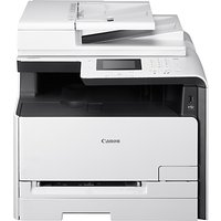 Canon i-SENSYS MF628CW Wireless All-In-One Colour Laser Printer With Colour Touch Screen