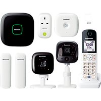 Panasonic Smart Home Monitoring & Control Twin Camera Kit