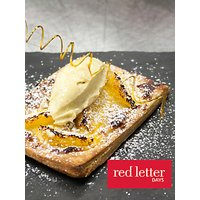 Red Letter Days Friday Night Dining Experience For Two At River Cottage