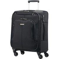 Samsonite XBR Mobile 55cm 4-Wheel Office Cabin Case, Black