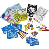 John Lewis Art Activity Kit