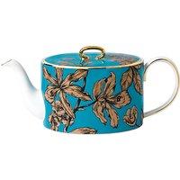 Wedgwood Elegant Townhouse Vibrance Teapot, Turquoise