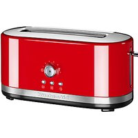 KitchenAid Manual Control Long Slot 2-Slice Toaster
