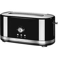 KitchenAid Manual Control Long Slot 4-Slice Toaster