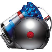 Dyson Cinetic Big Ball Musclehead Cylinder Bagless Vacuum Cleaner