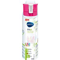 Brita Fill & Go Filter Water Bottle, 0.6L