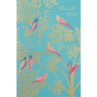 Art File Birds Thank You Notecards, Pack of 10