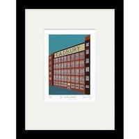 Jennie Ing - The Cadbury Building Limited Edition Framed Print, 34 x 44cm