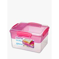 Sistema Lunch Tub To Go, 2.3L, Assorted