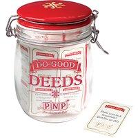 Portable North Pole Good Deed Jar