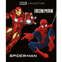 Marvel Collection Iron Man Spider-Man Book