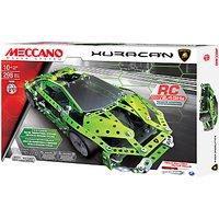 Meccano Lamborgini Huracan Remote Control Supercar Set