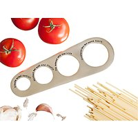 Cutlery Commission Silver-Plated Personalised Spaghetti Measure