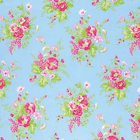 Freespirit Tanya Whelan Wild Flower Print Fabric