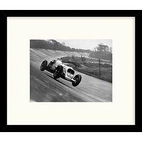 Getty Images Gallery - John Cobb Racing Framed Print, 49 x 57cm