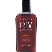 American Crew Liquid Wax, 150ml