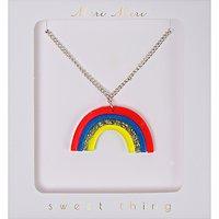 Meri Meri Rainbow Necklace, Multi