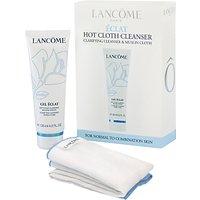 Lancme Hot Cloth Cleanser Gel clat Kit