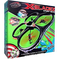 X-bladez Stunt Squad Remote Control Quadcopter