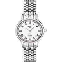Tissot T1031101103300 Womens T-Lady Bella Ora Bracelet Strap Watch, Silver/White