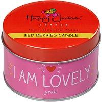 Happy Jackson I Am Lovely Candle, 23g