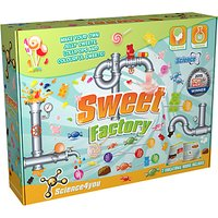 Science4you Sweet Factory Kit