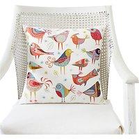 Nancy Nicholson Bird Dance Embroidery Cushion Kit