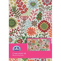 DMC Creative Blossom Buds Cross Stitch Kit