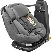 Maxi-Cosi AxissFix Plus Group 0+ and 1 Car Seat, Sparkling Grey
