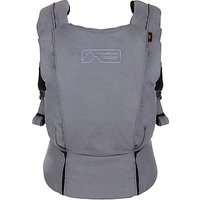Mountain Buggy Juno Baby Carrier, Charcoal Grey