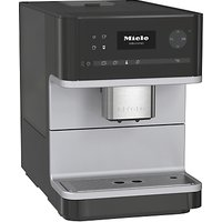 Miele CM6110 Bean to Cup Automatic Coffee Machine, Black