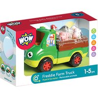 WOW Toys Freddie Farm Truck Set