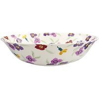 Emma Bridgewater Wallflower Large Dish, Multi, Dia.33.5cm