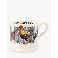 Emma Bridgewater Hen & Toast Baby Mug, Multi, 142ml