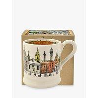 Emma Bridgewater Cities Of Dreams London Half Pint Mug, Multi, 284ml