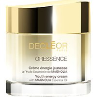 Declor Oressence Youth Energy Cream, 50ml