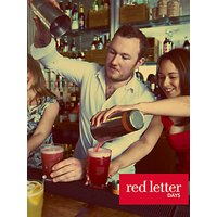 Red Letter Days Revolution Bar Cocktail Masterclass
