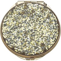 kate spade new york Glitter Compact Mirror