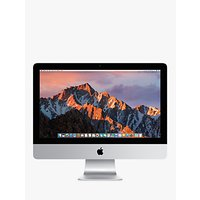 2017 Apple iMac 21.5, Intel Core i5, 8GB RAM, 1TB, Iris Plus Graphics 640, Silver