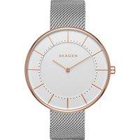 Skagen Womens Gitte Bracelet Strap Watch