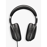 Sennheiser PXC480 Noise-Cancelling Over-Ear Headphones with In-Line Mic/Remote, Black