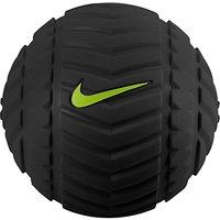 Nike Recovery Ball, Black/Volt