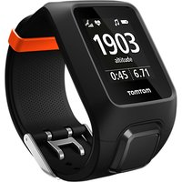 TomTom Adventurer GPS Outdoor Watch with Wrist-based Heart Rate Technology, Black