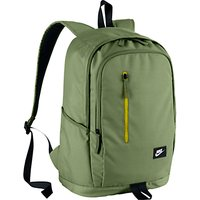 Nike All Access Soleday Small Backpack, Palm Green/Electric Lime