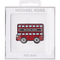 MICHAEL Michael Kors Red Bus Leather Sticker, Multi